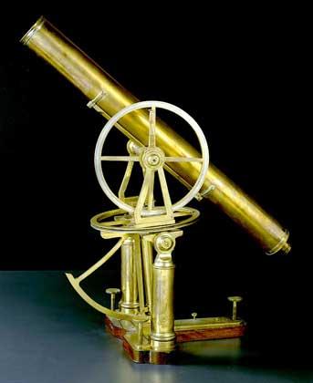 Телескоп Галилея. (1609)